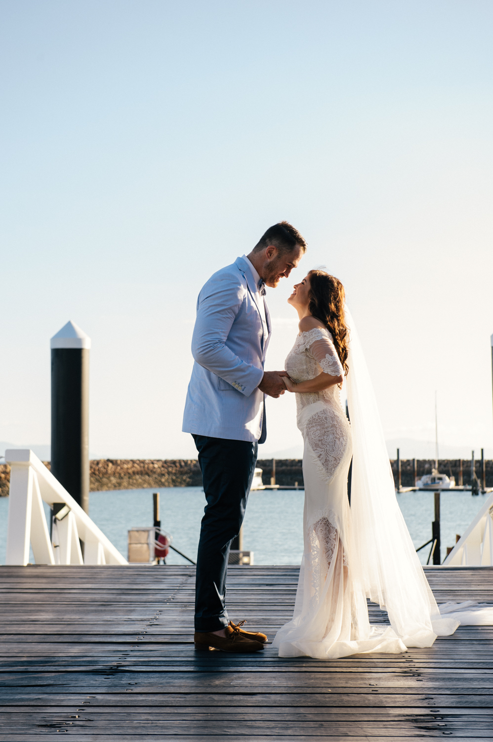 Lauren & James, Hayman Island Wedding